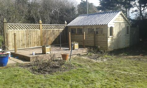 Kilkenny Garden Sheds by Decking Sheds And Wendy Houses Quotes