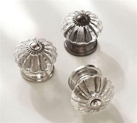 Pottery Barn Cabinet Hardware by Vintage Glass Knob Pottery Barn