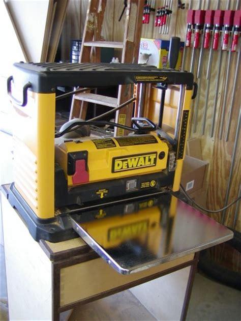 Woodwork Dewalt Thickness Planer Pdf Plans