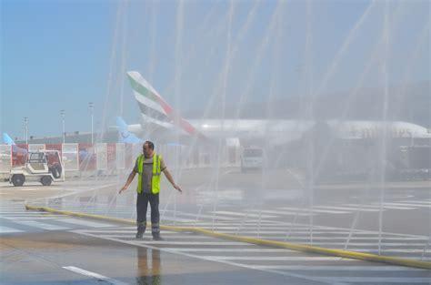 Brussels Airport Showers by Watergordijnfes Brusselsairport 19072016 2 Aviation24 Be