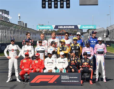f1 drivers table f1 2018 drivers world chionship standings