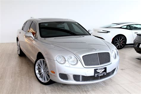 2010 bentley continental flying spur 2010 bentley continental flying spur stock p063296 for