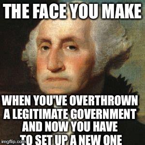 Revolutionary War Memes - american revolution imgflip