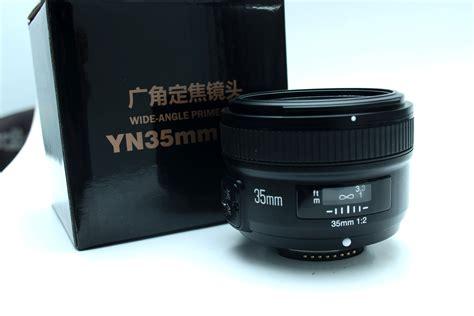 Lensa Yongnuo 35mm jual lensa yongnuo 35mm f2 for canon jual beli laptop