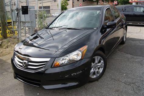 find used 2012 honda accord se sedan 4 door 2 4l gas