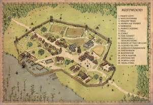 original map mistwood coloured by brian hunsel on deviantart