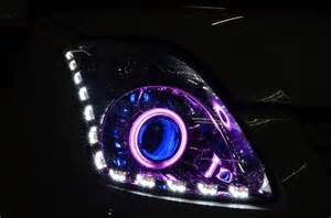 Suzuki Lights Suzuki 2003 2009 Projector Aperture Led Headlights