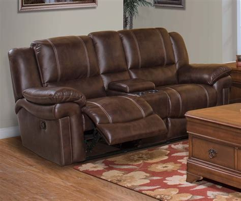 dual rocker recliner loveseat recliners lancer laztime full reclining loveseat
