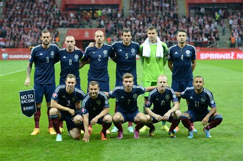 world football records 2015 849043297x in pictures poland v scotland european qualifier daily
