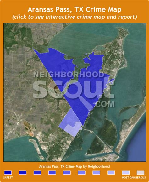 aransas pass texas map aransas pass crime rates and statistics neighborhoodscout