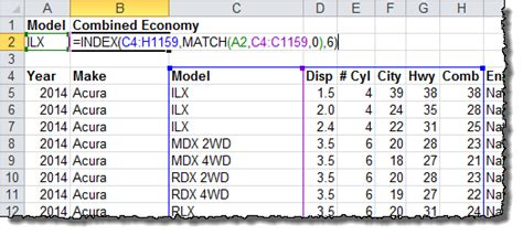 vlookup multiple values  criteria  excels index