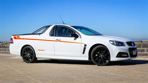 holden ute ss 2015 holden ute ss v sandman week with review photos