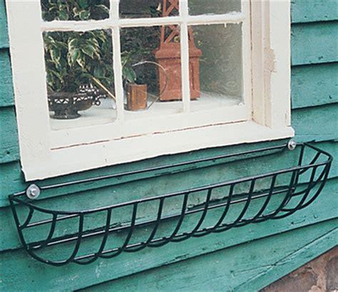 wire window box planter hayrack planter haystack planter window box trough