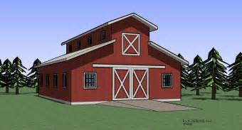 barn plans designs barn plan 3040m