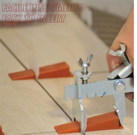 distanziatori livellanti piastrelle raimondi level system kit rls pavimento distanziatori