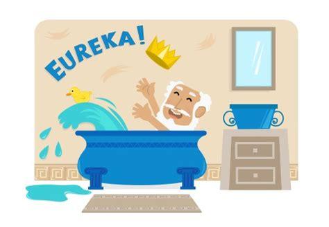 Archimedes And The Bathtub Empuxo F 237 Sica Infoescola
