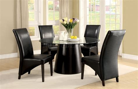 Table Upland by Cm3200t Upland I Dining Table In Espresso W Optional Chairs