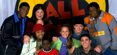 All That Cast Then Vs Now