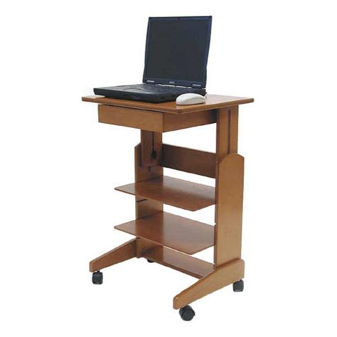 Adjustable Office Desk For Comfortable Work Variable Height Computer Desk
