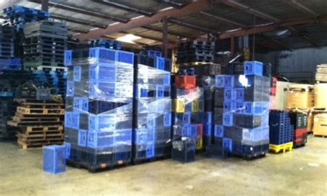 Lasd Warrant Search Pallet And Container Theft Lasd Industry Search Warrant In Anaheim Nets 450k In