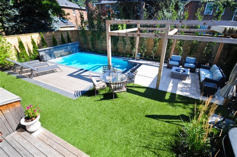 cool small backyard ideas triyae cool small backyard pools various design