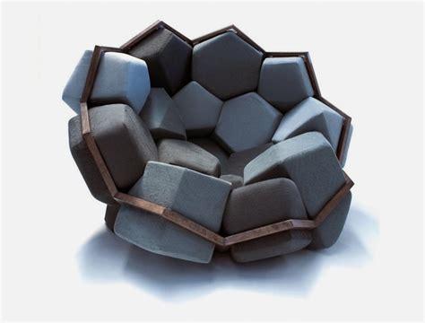 unique armchair  crystalloid formations quartz