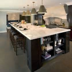 two level kitchen island designs multi level kitchen island design spaces cooking