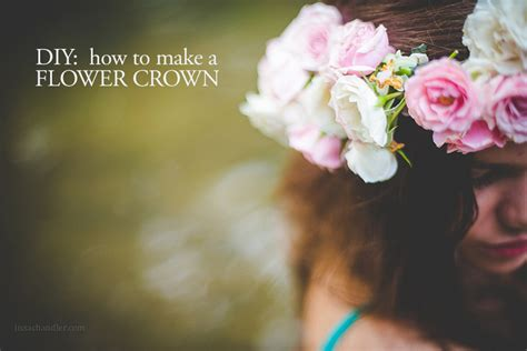 How To Make A Flower Crown Out Of Paper - how to make a flower crown out of paper 28 images diy
