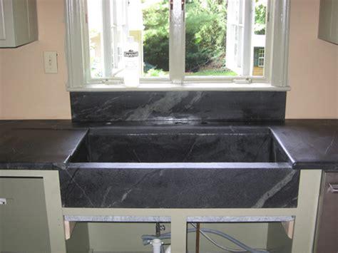 Soapstone Apron Sink bucks county soapstone