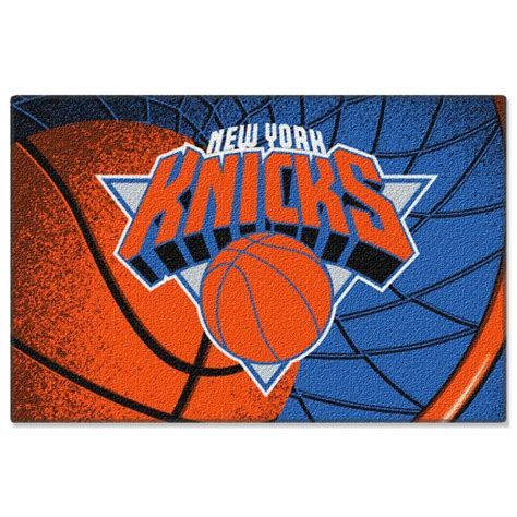 nba rugs new york knicks nba 39 quot x 59 quot tufted rug