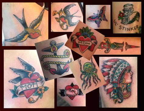 birthday tattoo designs happy birthday sailor jerry