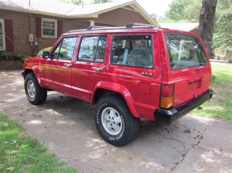 1992 Jeep Laredo 1992 Jeep Laredo