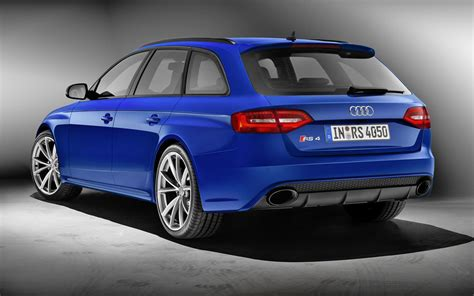 audi rs avant nogaro selection introduced