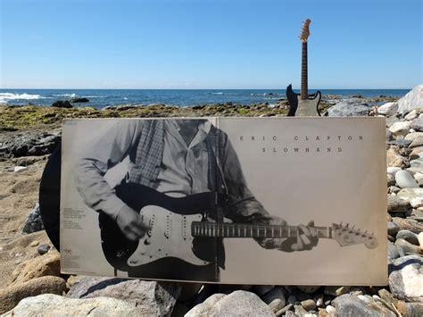Eric Clapton Slowhand Vinyl 1977 - kulturmagazin