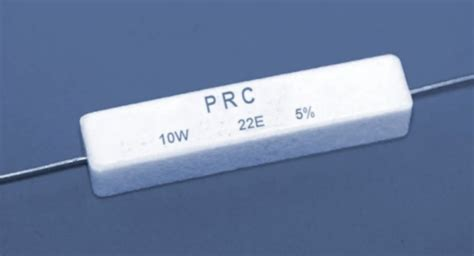 prc wire wound resistor prc wire wound resistor 28 images 3 watt wire wound 4 terminal axial precision resistor