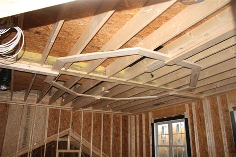 Coffered Ceiling Framing Jeffpo S House Progress Page