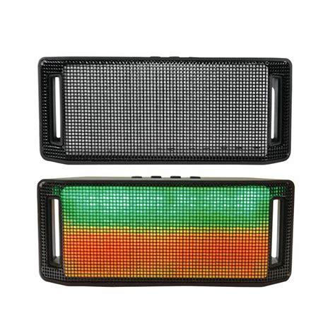 Portable Bluetooth Mini Speaker bluetooth mini speaker portable pocket travel usb battery powered led lights ebay