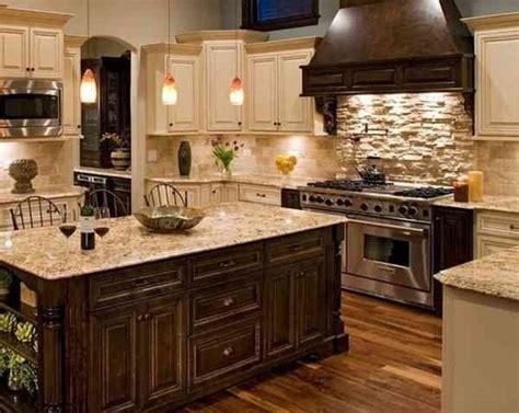 rustic kitchen backsplash pinterest the world s catalog of ideas