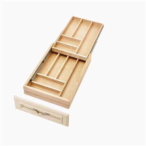 rev a shelf 4wtcd soft cutlery drawer for 18