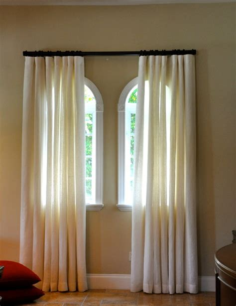 Contemporary Window Curtains Window Treatments Miami New York Contemporary Curtains Other By Ccb Design Inc
