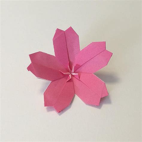 tutorial origami sakura origami sakura blossom cherryblossom allegiance pape