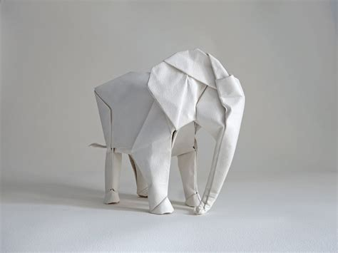 Origami Out Of Paper - swiss artist sipho mabona designs a size origami
