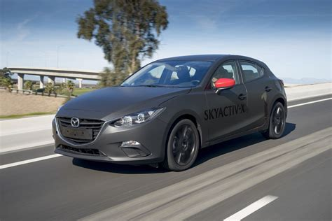 Skyactiv X by Mazda Wants To The Combustion Engine