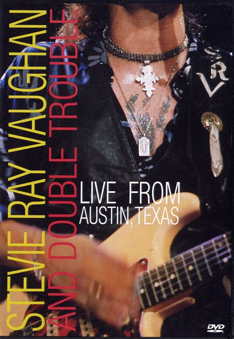 stevie ray vaughan   austin texas dvd