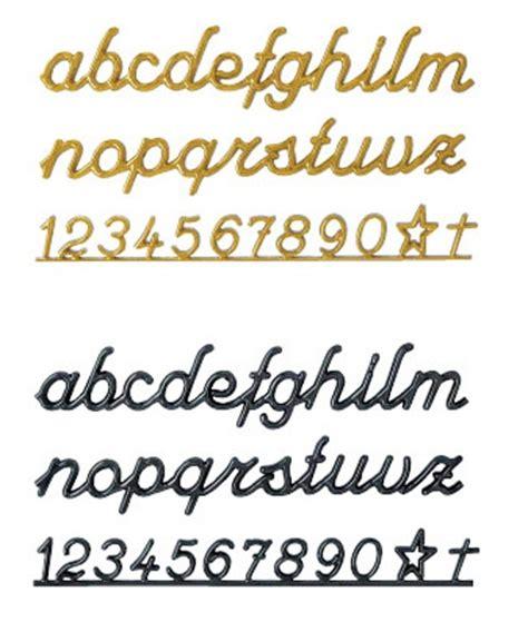 caratteri lettere lettere per nomi su lapidi cimitero