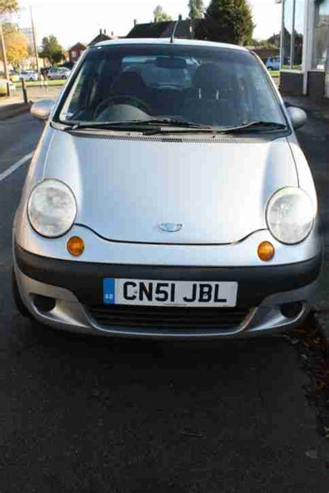 Daewoo Matiz Silver Daewoo 2001 Matiz Se Plus Silver Car For Sale