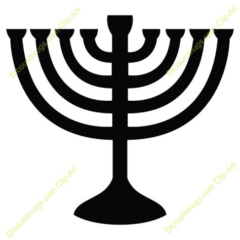 menorah no candles clipart panda free clipart images