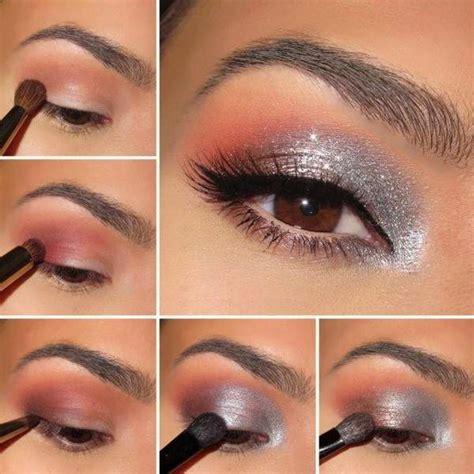 tutorial make up pengantin step by step 12 fant 225 sticos tutoriais de maquiagem para olhos castanhos