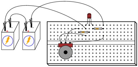 pn junction diode experiment connections using breadboard lessons in electric circuits volume vi experiments chapter 5