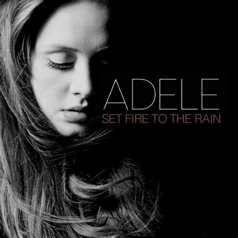 set fire to the rain by adele f t smith sheet music on coverlandia the 1 place for album single cover s